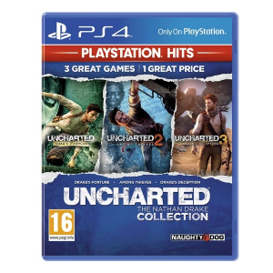 Gra PS4 Uncharted Collection Hits